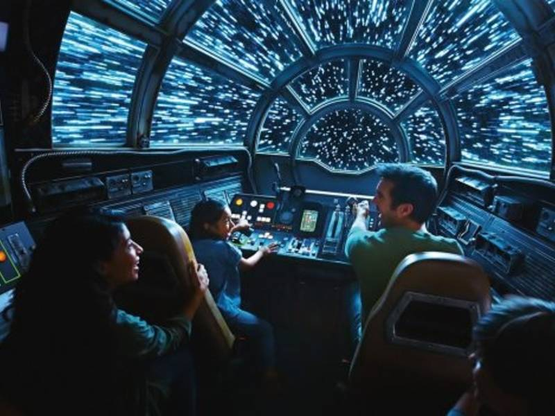 Disneyland Galaxys Edge Reservations Information Released