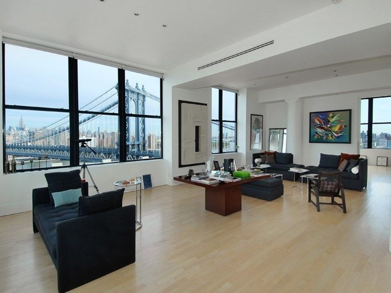 Wow house a dumbo penthouse with views of manhattan and for Brooklyn penthouses for sale