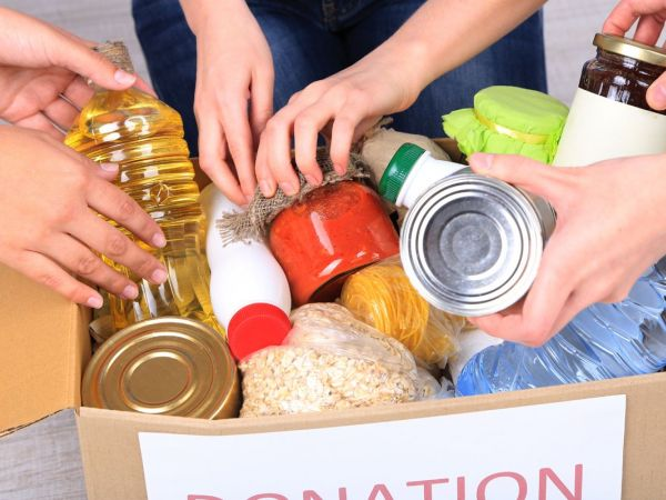 Bed-Stuy Bank Collecting Donations For Food Pantry