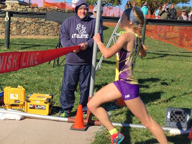 Lake Braddock Senior Wins Second Consecutive Cross Country