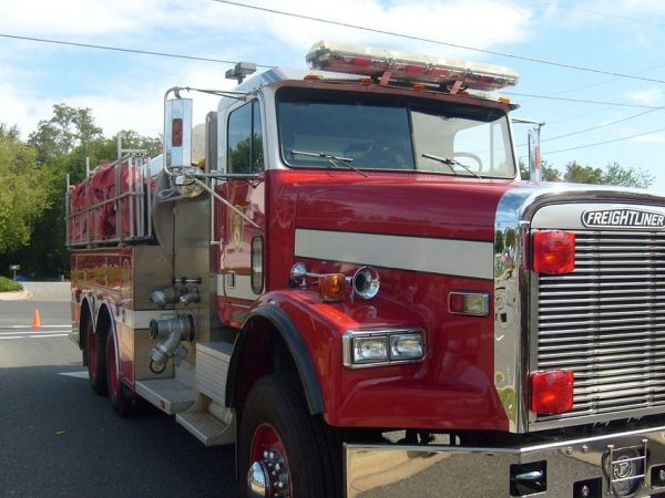 Gas Leak Under Control In Fairfax Fire Amp Rescue Fairfax