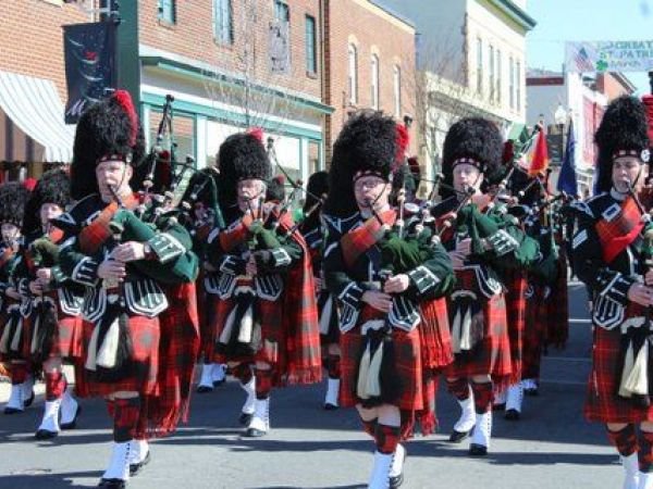 Street closures announced for St. Patrick's Day Parade