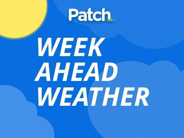 Friday forecast: chance of showers but otherwise mostly sunny, high 84