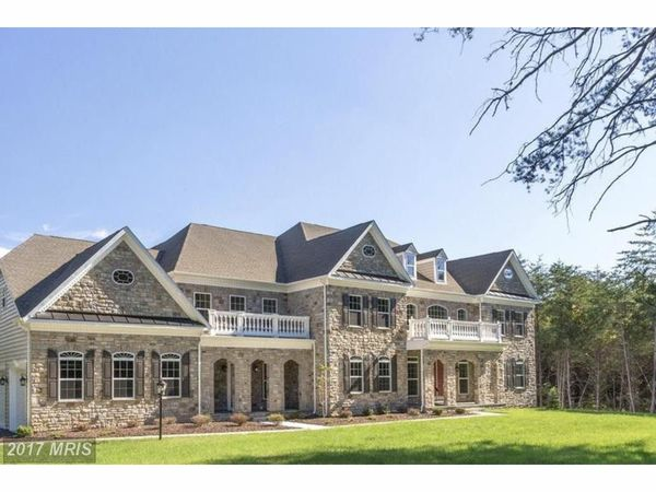 Recently sold high end homes in ashburn ashburn va patch for High end house builders