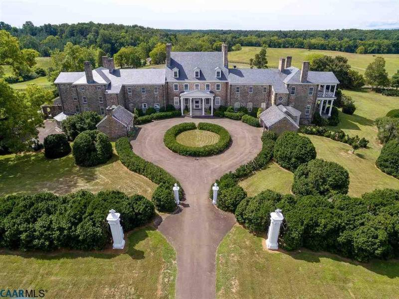 Virginia Dc Wow Houses Country Estate City Mansion History