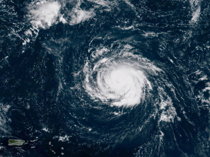 Hurricane Florence Novec Warns Of Possible Power Outages