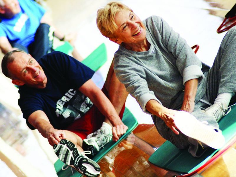 Village Of Orland Park Sportsplex Offers Free Senior Events For Week