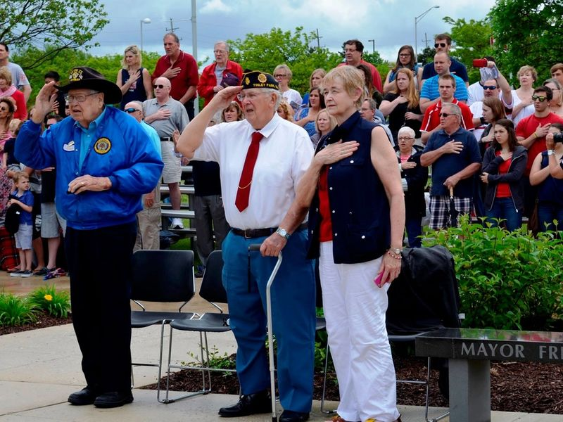 Village Of Orland Park To Host Memorial Day Ceremony