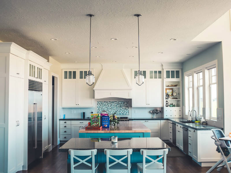 How Much It Really Costs To Upgrade Your Kitchen Cabinets | Across ...
