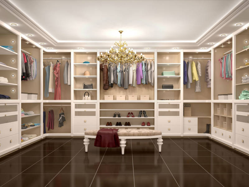 What It Costs To Upgrade Your Closet