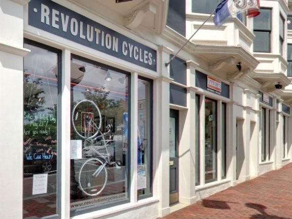 Revolution cycles in georgetown has new owner georgetown for Georgetown tattoo shops
