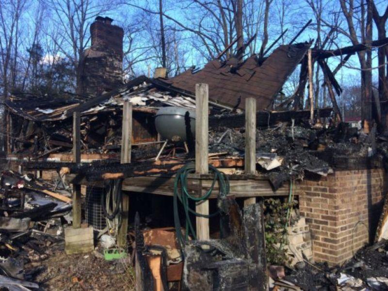 Rockville Fire Victim Identified Plus Cause Of Death