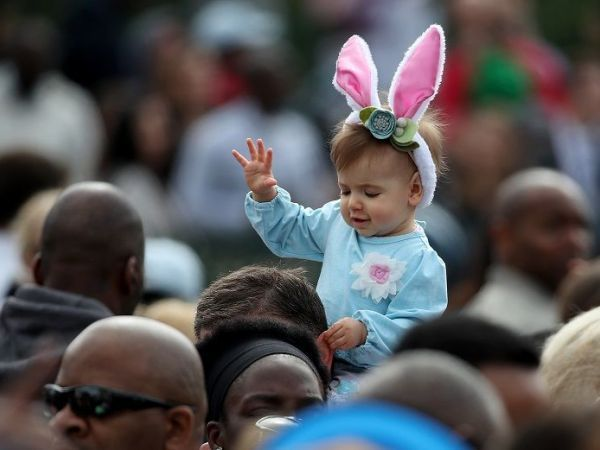 White House launching online lottery for Easter Egg Roll tickets