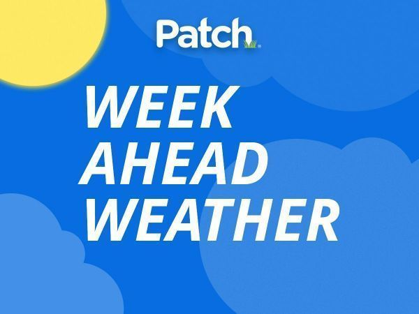 JP: Rain chances climb for weekend