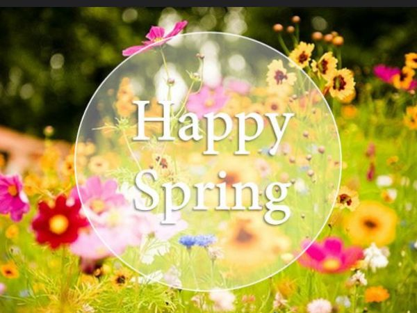 Mostly sunny Monday with a seasonal start to Spring