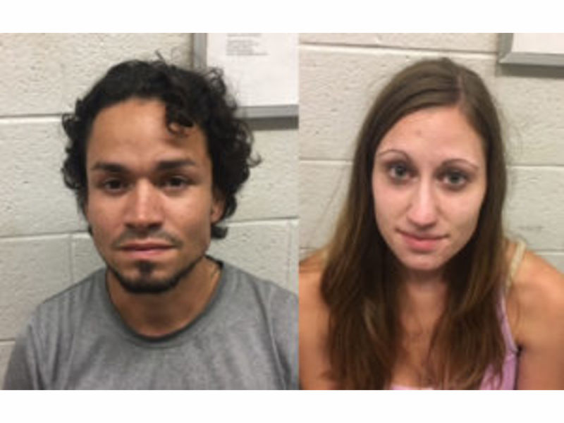 Road Rage Couple Had Toddler In Car During Montgomery