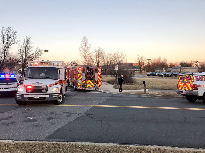 Child on skateboard struck by car outside elementary for Gaithersburg motor vehicle administration gaithersburg md