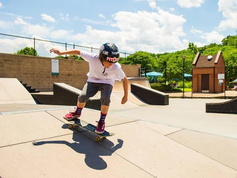 gaithersburg skate park opens for spring break gaithersburg md patch. Black Bedroom Furniture Sets. Home Design Ideas