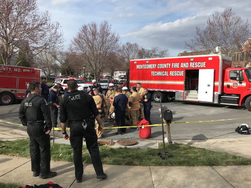 Search For Teens In Underground Drains Turns Up Nothing | Germantown ...