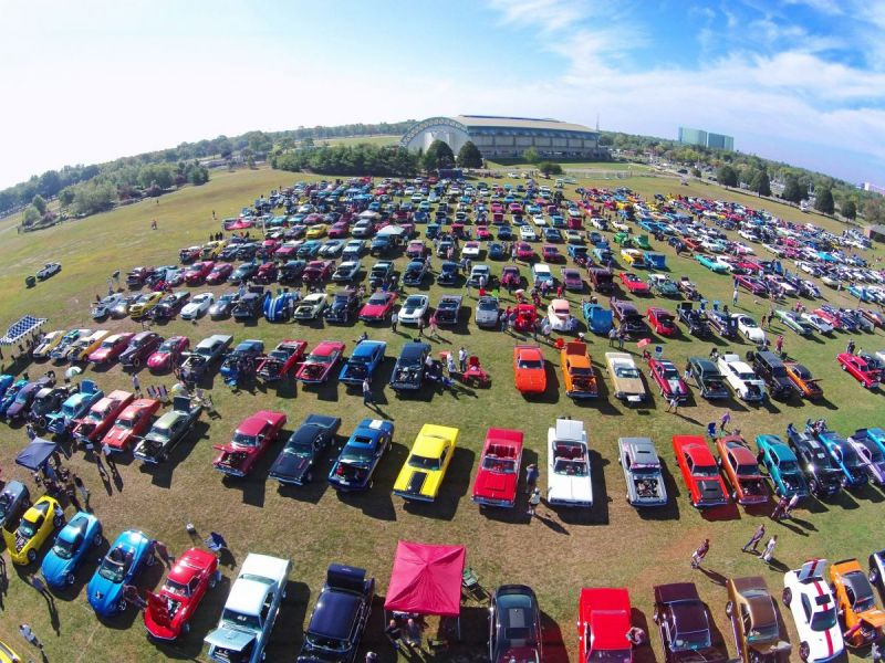 Long Islands Largest Car Show Coming To Eisenhower Park East - Eisenhower park car show