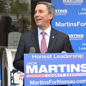 Nassau GOP Picks Martins Over Mangano For Executive Race