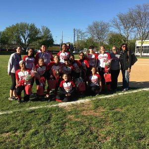 Freeport Softball Named Conference Champs