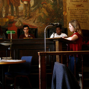 A Jury — And Lawyers — Of Their Peers
