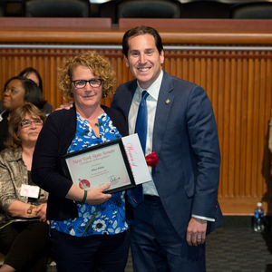 Rockville Centre Resident Named Woman Of Distinction