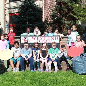 Lynbrook PBA Donates To Youth Environmental Club