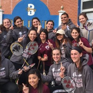 Mepham's Girls Badminton Nabs Conference IV Championship