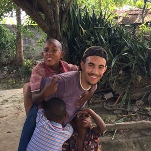 Helping Hands Overseas — Division Avenue Student Volunteers Abroad