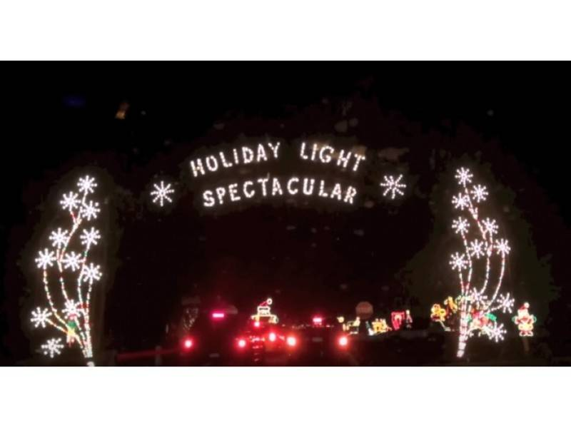 holiday light show returns to jones beach - Jones Beach Christmas Light Show