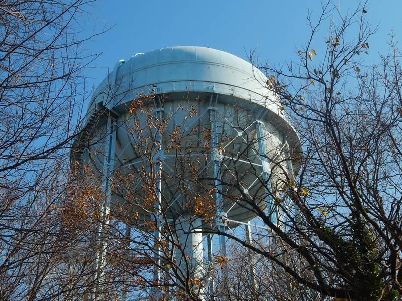 Garden city picks design for new water tower garden city - Garden city police department ny ...