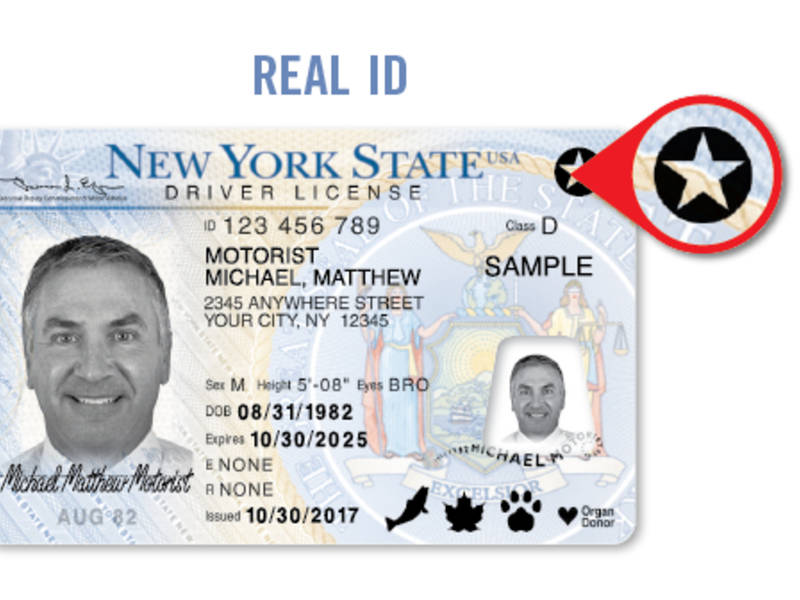 Time Is Running Out To Get Your New State Id Card  Long Beach Ny Patch