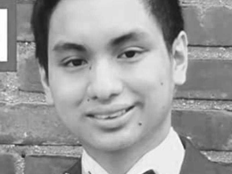 Nassau Community College Student Missing Patch