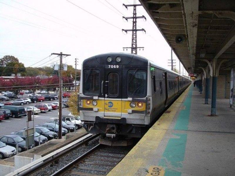 Brentwood Station Long Island