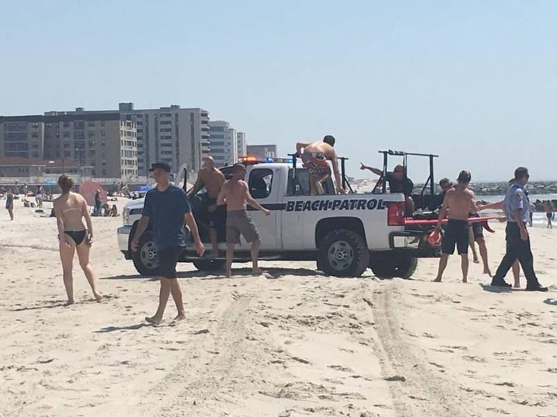 Long Beach Fire Department Lifeguards