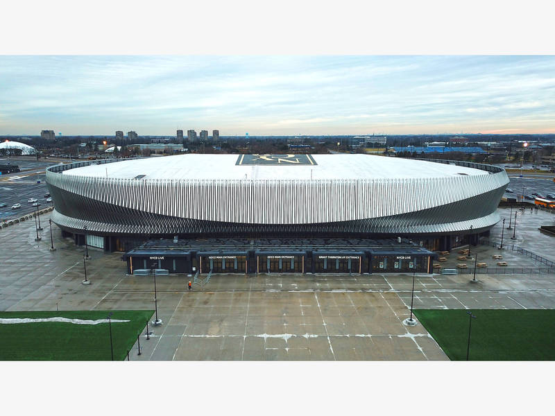New York Open Returning To Nassau Coliseum