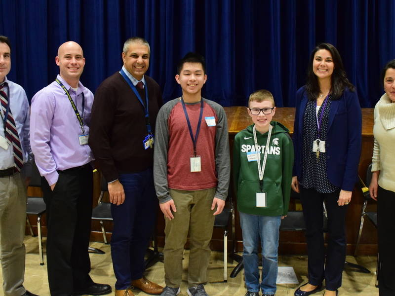 Sixth Grader Wins Massapequa Geography Bee