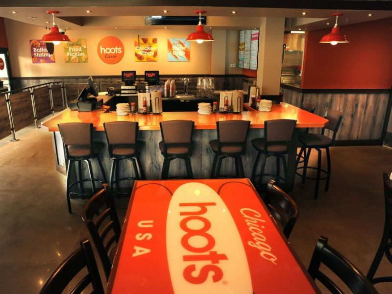 Hoots New Restaurant