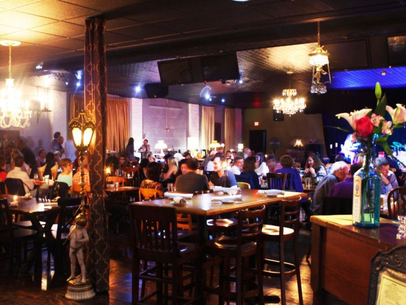 210 restaurant live music lounge march news and music calendar hinsdale il patch for Redwood room live music schedule