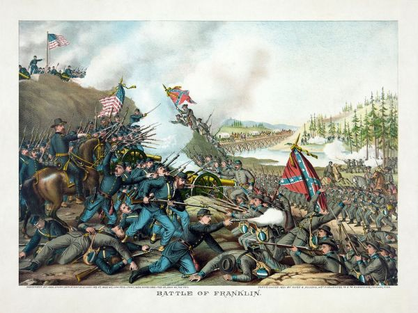 Tennessee Lauded For Civil War Preservation