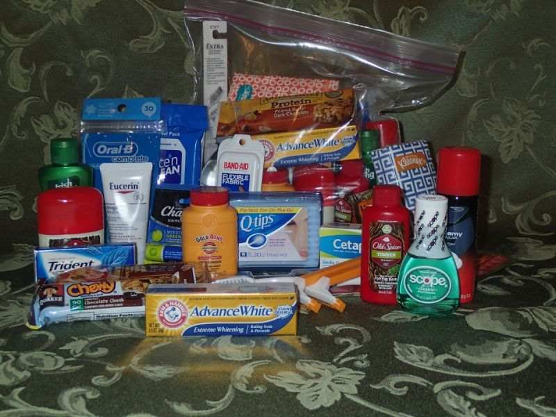 Heart N Hands Mission Is Collecting Blessing Bags For The Homeless And Working Poor In