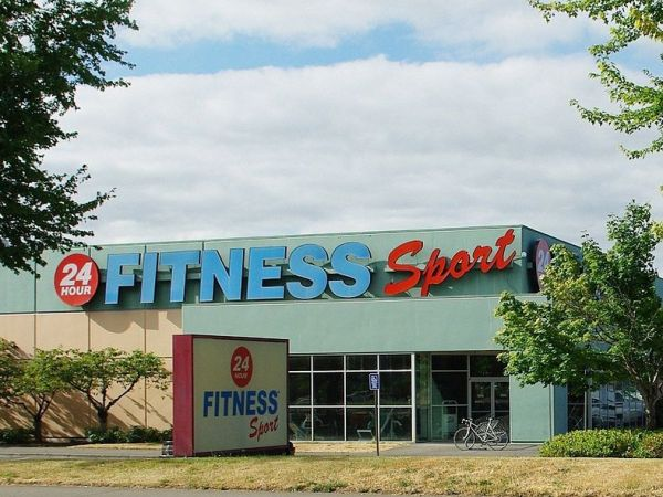 24 Hour Fitness Chain