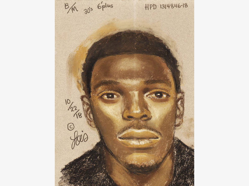 Houston Police Release Sketch Of Man Wanted In 3 Shootings Houston Tx Patch