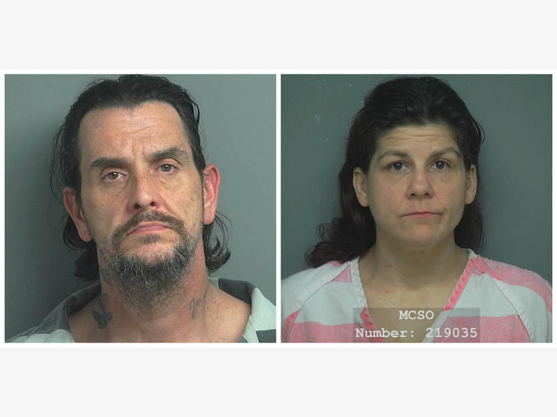 Magnolia Couple Tries To Pay For Pizza With Meth, Police Say