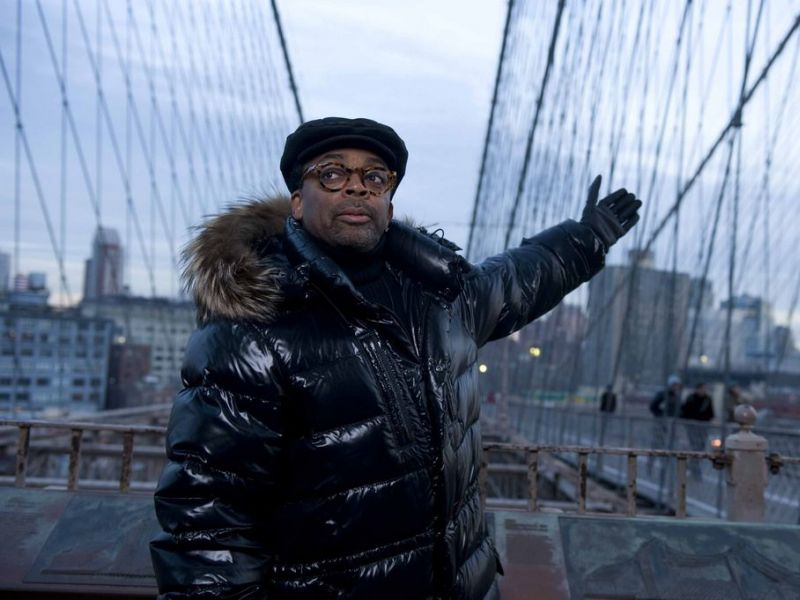 Spike lee is throwing a michael jackson themed block party for Bed stuy fish fry nostrand ave