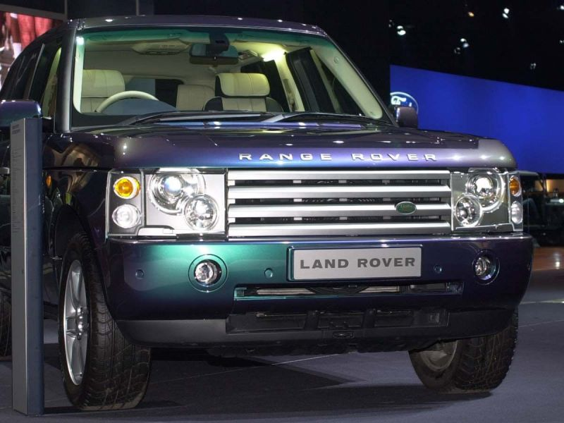 Man Pinned By Land Rover At Parsippany Dealership | Parsippany, NJ Patch