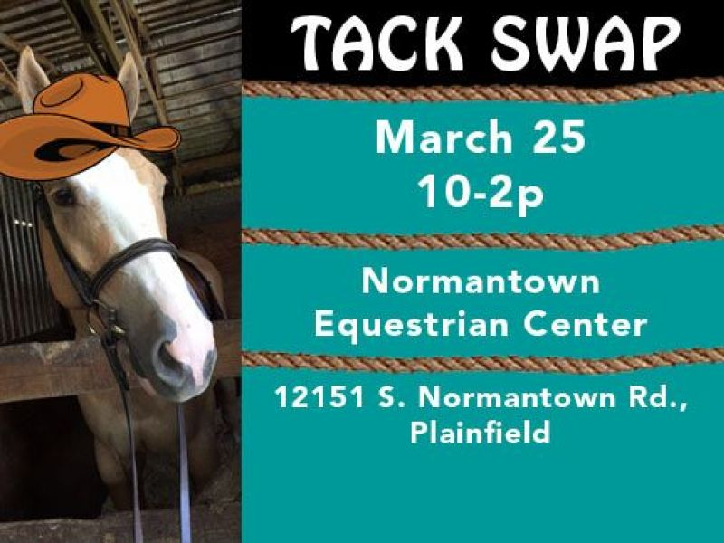 Tack Swap At Normantown Equestrian Center March 25