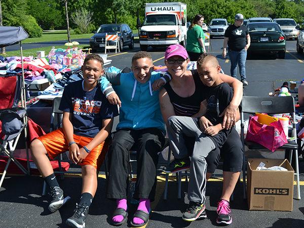 Turn that Clutter into Cash at Plainfield Park District's Kids Garage Sale June 9!
